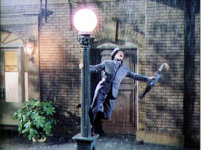 Premiere S4 sous la pluie!